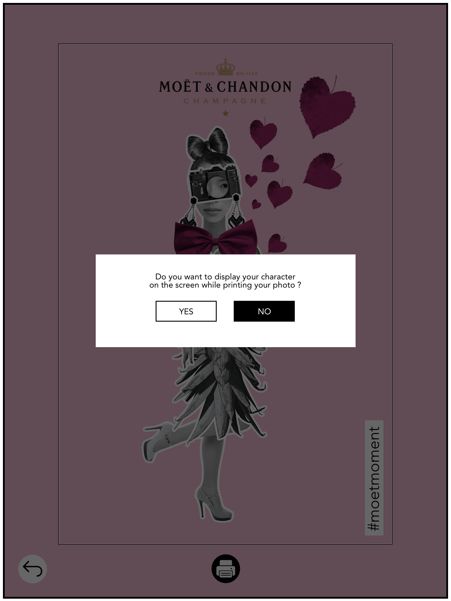 moet et chandon your unconventional lover
