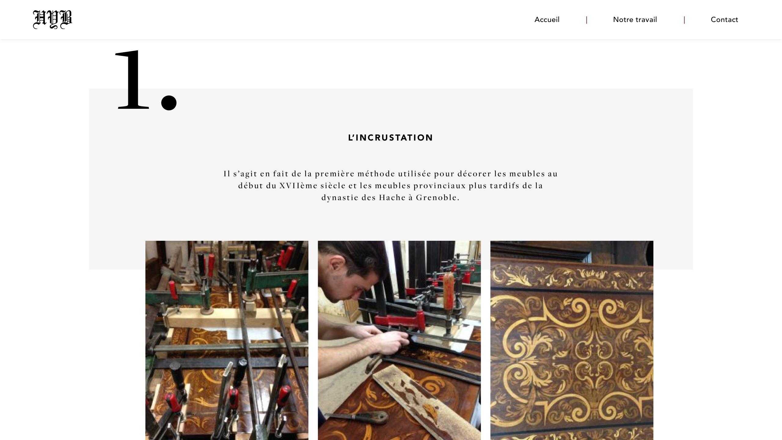 hostalery restauration meubles anciens le bois